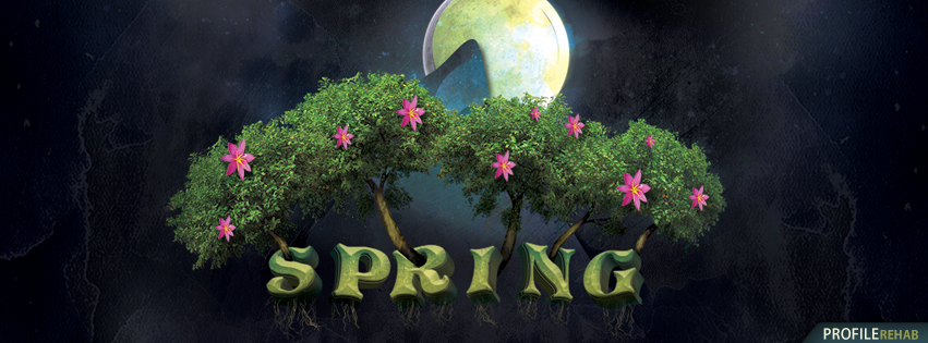 Creative Spring Cover Photos for Facebook