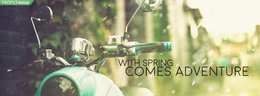 Spring Adventure Quotes with Images - Spring Sayings with Pictures