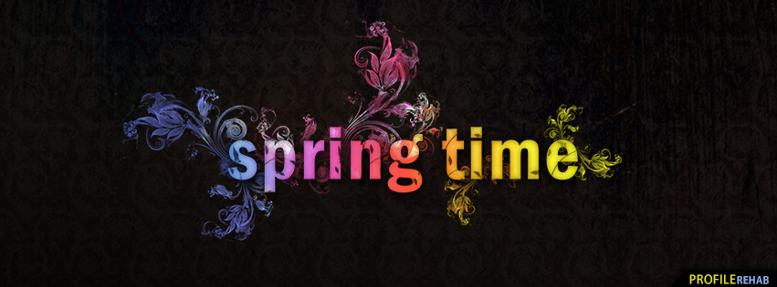 Bright Colored Spring Covers for Facebook - Springtime Images Free - Springtime Photos