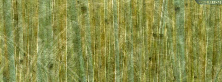 Unique Green abstract Facebook Cover