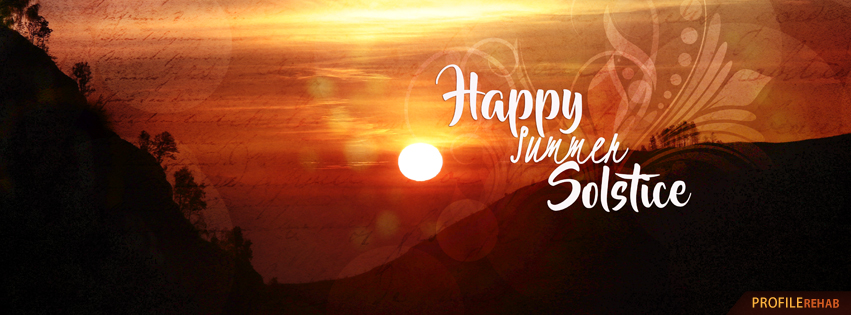 Happy Summer Solstice Images - Summer Solstice Image for Facebook Cover