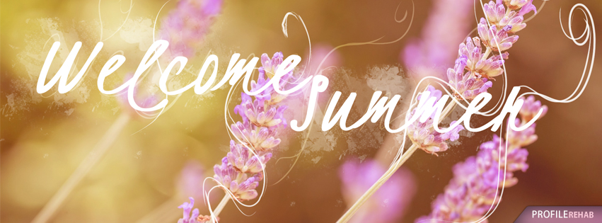 Welcome Summer Images - Beautiful Welcome to Summer Facebook Cover