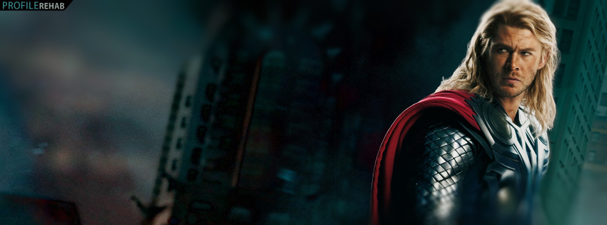 Avengers Thor Facebook Cover