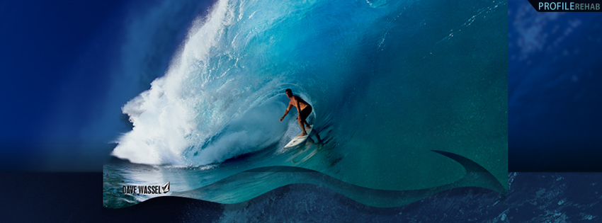 Surfer Facebook Cover for Timeline