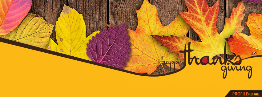 Happy Thanksgiving Facebook Cover - Happy Thanksgiving Pictures for Facebook