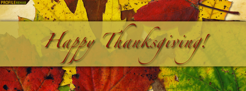 Happy Thanksgiving Facebook Cover-Happy Thanksgiving Greeting