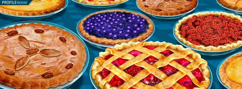 Thanksgiving Timeline Covers with Pies-Images for Thanksgiving Day-Thanksgiving Day Pics