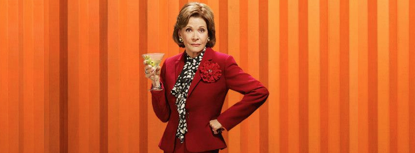 Lucille Bluth Arrested Development Timeline Cover