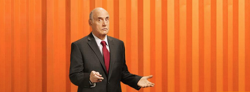 George Bluth Arrested Development Timeline Cover