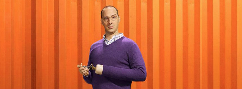 Buster Bluth Arrested Development Timeline Cover
