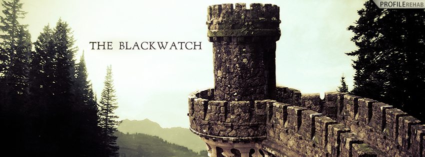 Game of Thrones The Blackwatch Facebook Cover
