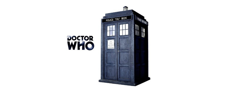 Dr. Who Facebook Timeline Cover