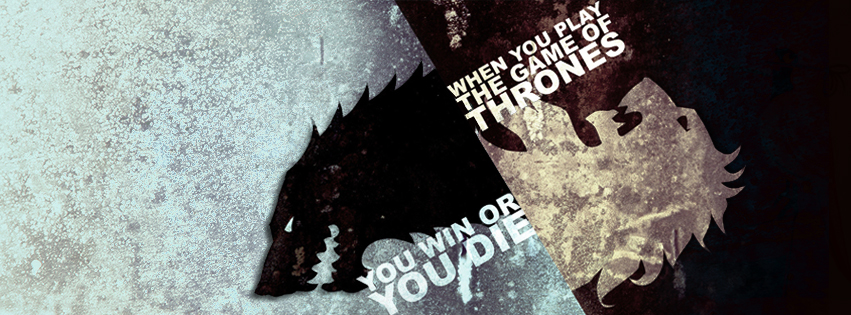 Game of Thrones Quote FB Cover
