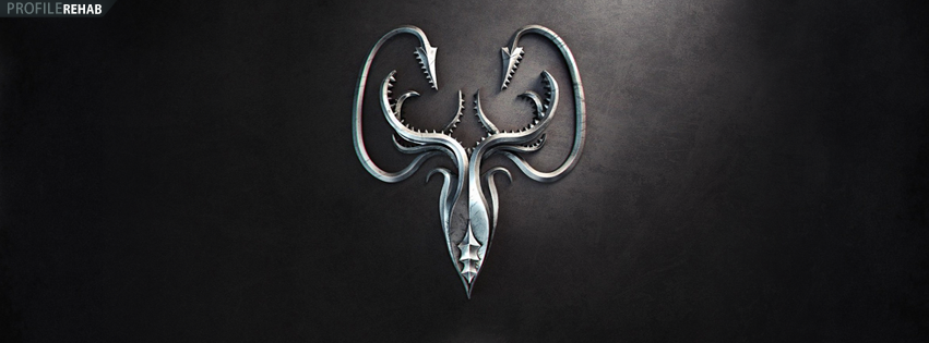 Game of Thrones Greyjoy Facebook Timeline Cover