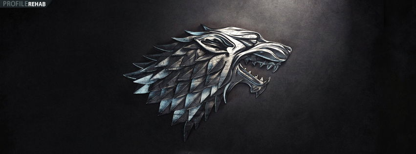 Game of Thrones Stark Facebook Timeline Cover