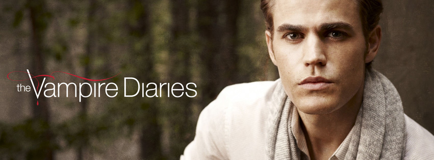 Stefan from Vampire Diaries Timeline Cover