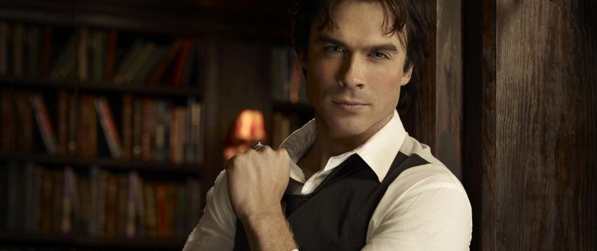Vampire Diaries Damon Timeline Cover