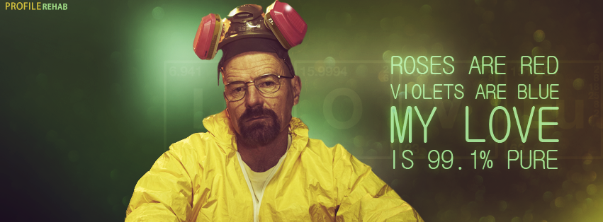 Breaking Bad Valentine Cover - Funny Valentines Photos Preview