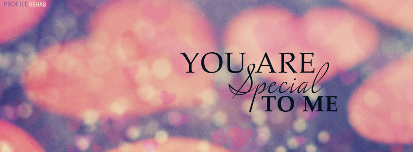 Valentines Day Heart Pictures with You Are Special to Me Quote Preview