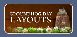 Free Groundhog Day Myspace Layouts, New Groundhog Day Myspace Backgrounds & Cool Groundhog Day Myspace Themes by ProfileRehab.com