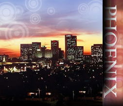 Phoenix Skyline Myspace Layout-Phoenix Skyline Background-Phoenix Theme