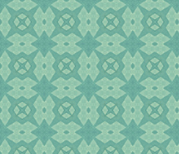 Blue & Green Default Layout - Green & Blue Pattern Theme