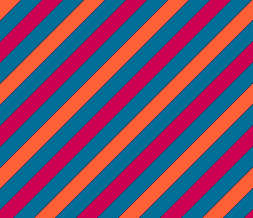 Bright Diagnol Stipes Twitter Background - Candy Stripes Theme for Twitter