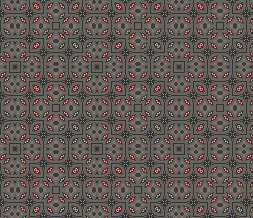 Free Gray & Pink Pattern Twitter Background - Cool Pink & Gray Theme for Twitter