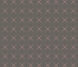 Gray & Pink Pattern Twitter Layout - Cute Pink & Gray Background for Twitter