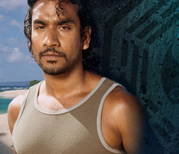 Lost Myspace Layout -  Sayid Layout - Naveen Andrews Layout