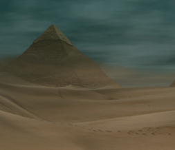 Egyptian Pyramids Twitter Background - Pyramids of Egypt Background for Twitter