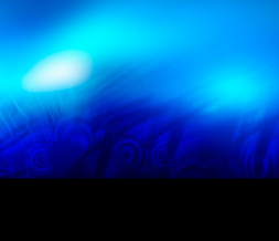 Abstract Blue Twitter Background - Blue Abstract Design for Twitter Preview