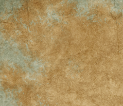 Free Blue & Brown Twitter Background - Brown Vintage Design for Twitter