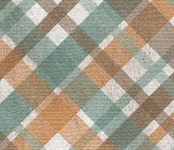 Orange & Blue Plaid Wallpaper - Blue & Brown Plaid Wallpaper Download