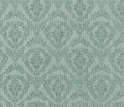 Cute Victorian Pattern Default Layout-Blue Vintage Default Theme