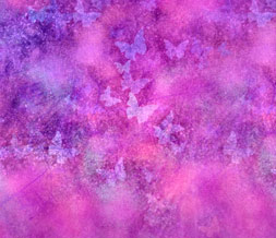 Purple Butterfly Twitter Background -Purple Butterflies Theme for Twitter
