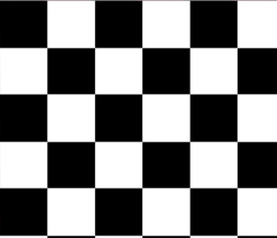 Black & White Checkers Twitter Background-Checkered Theme for Twitter