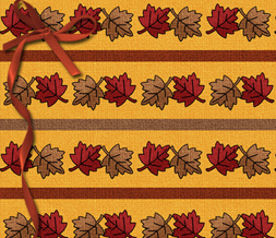 Fall Leaves Twitter Background - Autumn Leaves Theme for Twitter