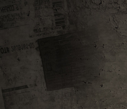 Free Grunge Twitter Background - Brown Industrial Theme for Twitter