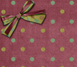 Maroon Polkadots Twitter Background-Green & Blue Polka Dots Twitter Theme Preview