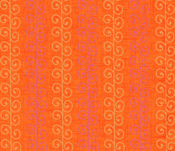 Orange Swirly Striped Twitter Background - Striped Theme for Twitter