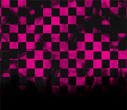 Pink & Black Checkered Twitter Background - Twitter Background with Pink Checkers