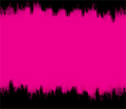 Black & Pink Grunge Twitter Background - Hot Pink Twitter Theme