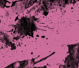 Free Pink & Black Grunge Twitter Background - Black & Pink Theme for Twitter Preview