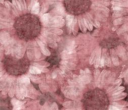 Free Pink Sunflower Default Layout - Pretty Sunflower Myspace Layout