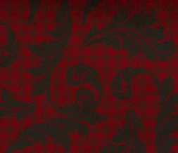 Free Red & Black Twitter Background - Vintage Theme for Twitter