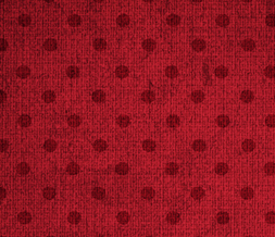 Red Polkadots Twitter Background - Free Polkadot Theme for Twitter