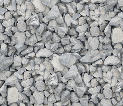 Tiling Rocks Twitter Background - Gray Rocks Background for Twitter Preview