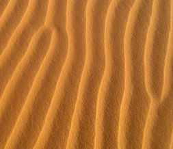 Cool Sand Dunes Twitter Background