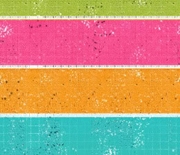 Tiling Pink & Orange Twitter Background - Blue Striped Background for Twitter Preview
